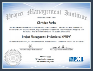 PMP Certification Bulgaria обучение и цена изпит